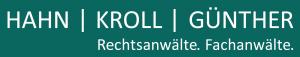 HAHN | KROLL | GÜNTHER Rechtsanwälte
